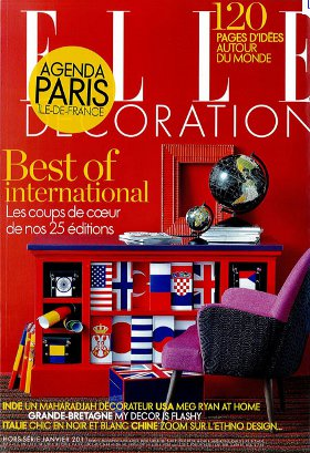 ELLE DECORATION (france)