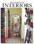 THE WORLD OF INTERIORS(england)