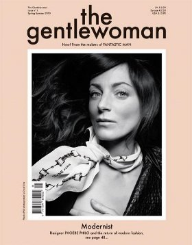 THE GENTLEWOMAN(england)